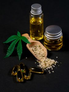 Fountain Of Health CBD Full Spectrum Dosage
